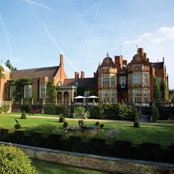 Tylney Hall and Gardens in Hampshire